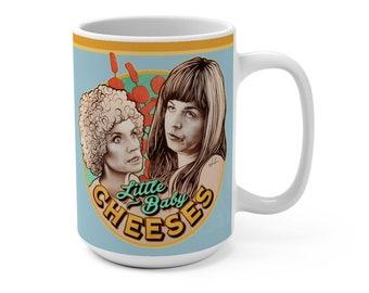 LITTLE BABY CHEESES - Mug 15oz