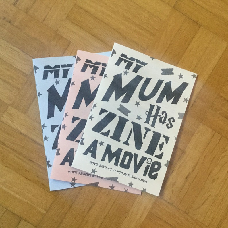 My Mum Has ZINE a Movie image 0