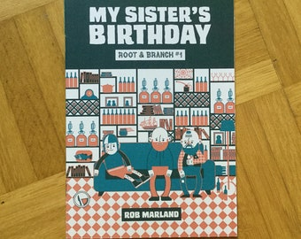 My Sister's Birthday (minicomic)