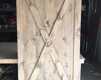 Custom Made to Order Sliding Barn Door