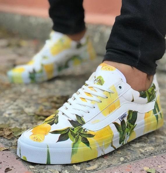 240534f637 Vans custom vans shoes custom vans floral vans vans rose