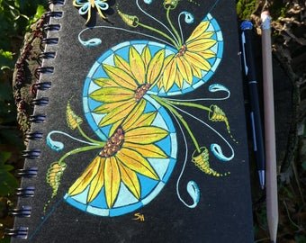 Art Journal / Sketch Pad