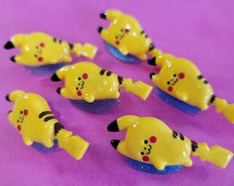 Crying Pikachu Mini Pin