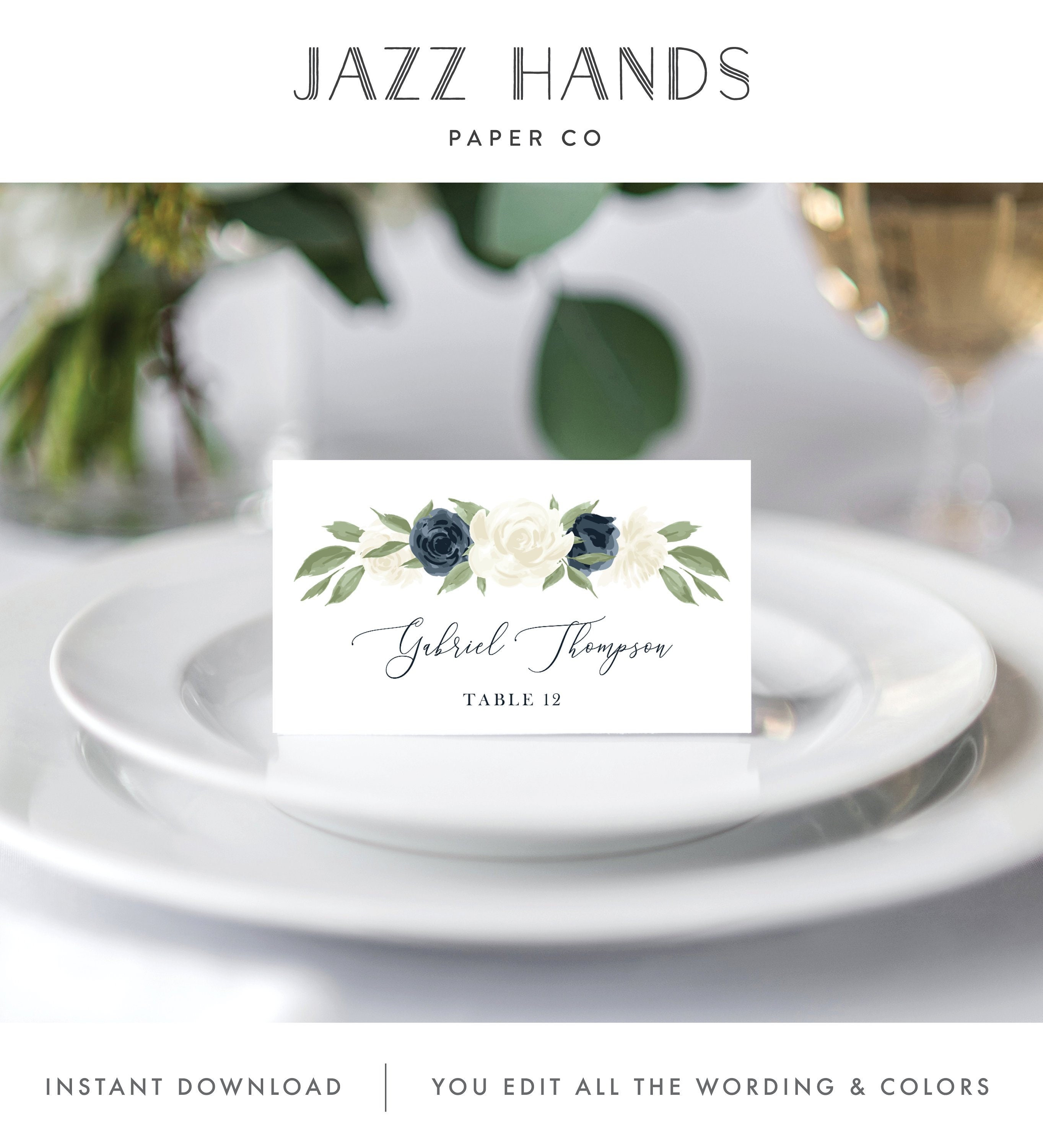 Wedding Place Card Template from i.etsystatic.com