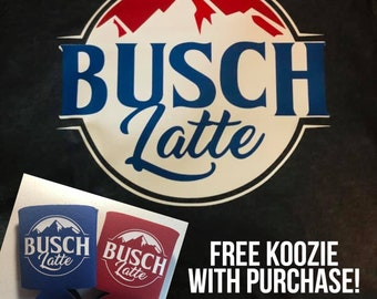 b875fc0132 busch latte-4th of july shirt-fathers day gift-busch light