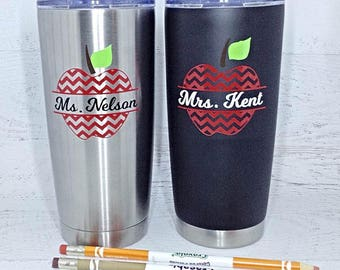 Personalized christmas gifts for teachers