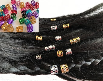 hair beads clip