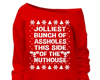 Jolliest Bunch Of As Etsy