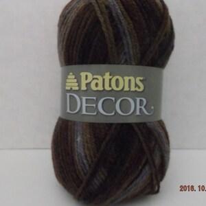 Patons Furnishing With Yarn Book 409