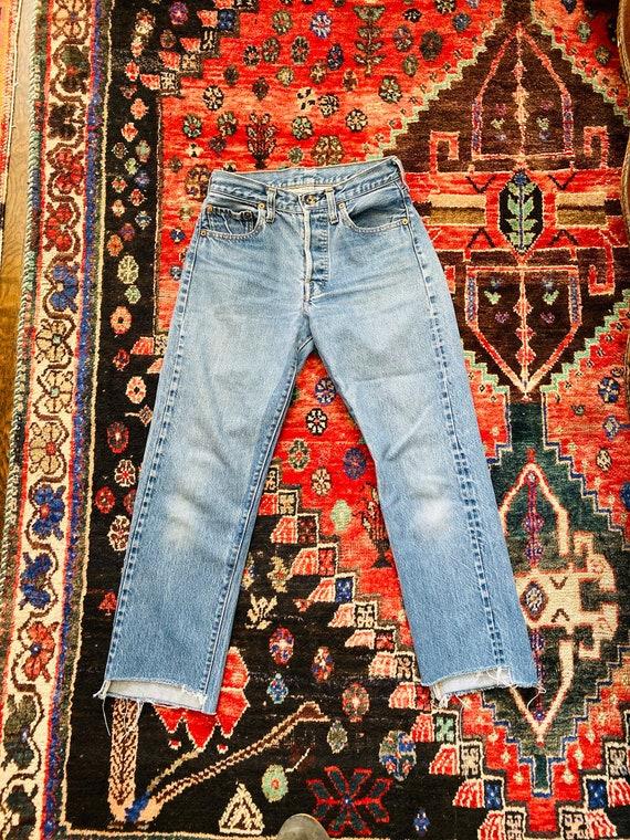 Vintage Levi's 501 redlines