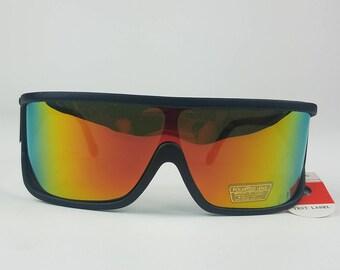 Polarized Shield Sunglasses