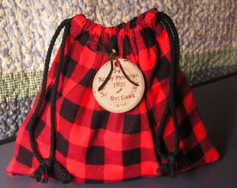 Buffalo Plaid/ Rice Bags for Men and Women, Warm Rice Bags, Gift for Men, Gift for Outdoorsy Girlfriend, Heat Therapy, Microwave Bags