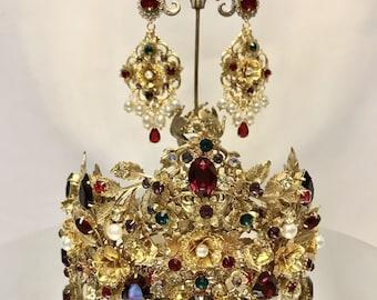 "Tiara for the bride ""Magnificent Century"""