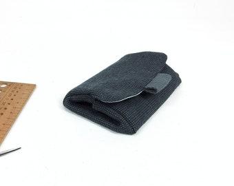 Mini bag, scissor bag, needle bag, card bag, purse, mini notion case, needle case, bag, universal bag