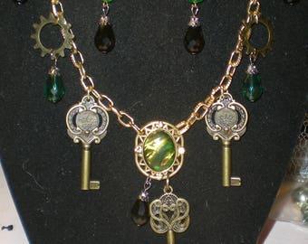 Lady Lokeys Jewelry set