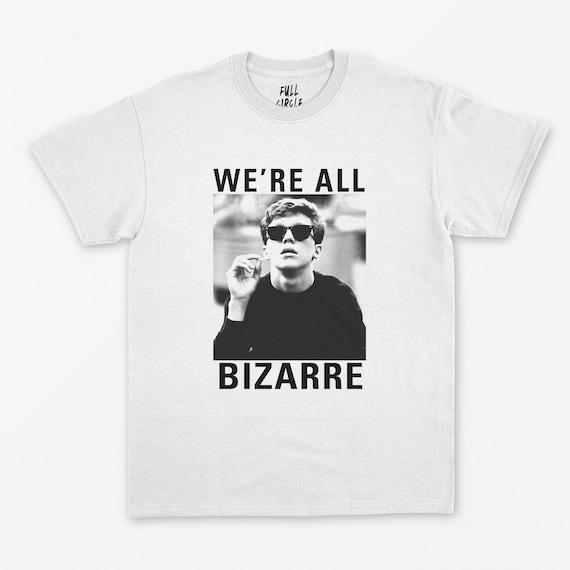 Brian Johnson The Brain We're All Bizarre T-shirt, UNisex