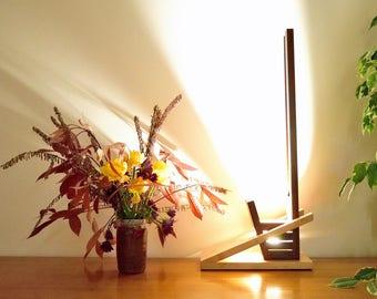 Lamp wooden, design, high-end: VERDANA