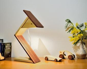 NARITO: Lamp in Sipo and Tulip tree