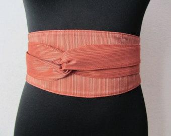 Wide belts for women 282 Obi belt Women's Japanese | Etsy