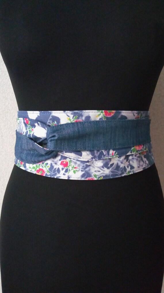 les ceintures pour femme ceinture Obi 213 ceinture large   Etsy f0776a5c3b4