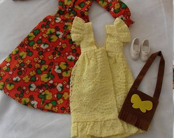 Pristine Sindy pinny party comple outfit