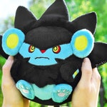 Thunder Lion Blob plush I Pokemon