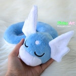 Sleepy Dragon plush | MADE TO ORDER