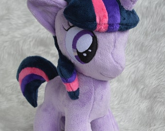Twilight Sparkle filly plush   mlp