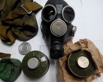 Soviet Gas Mask Etsy