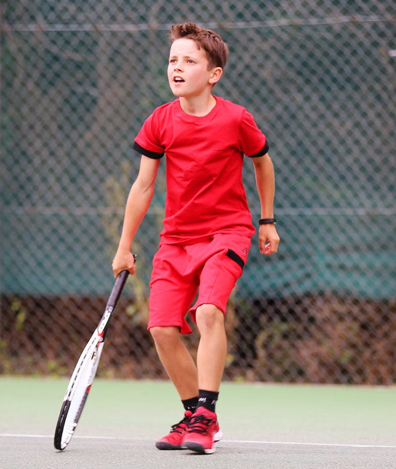7e660087305f0f Pablo Boys Tennis Apparel Boys Tennis Clothes Junior | Etsy