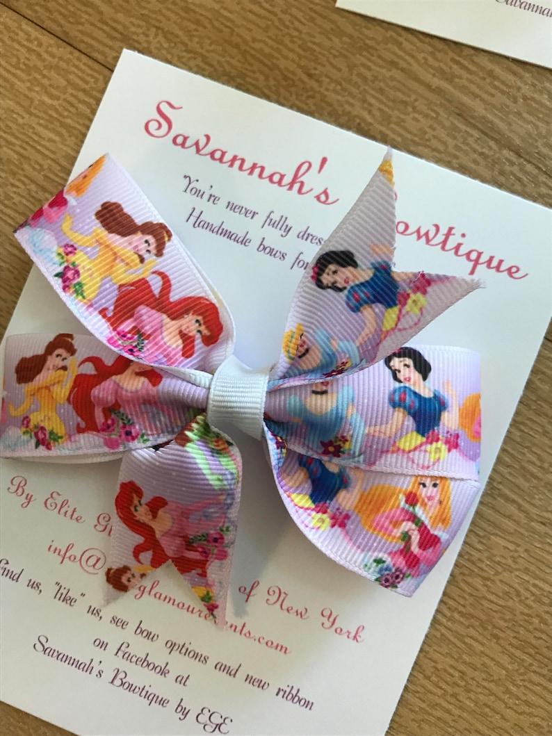 Disney Princess Bow Headband Snow White