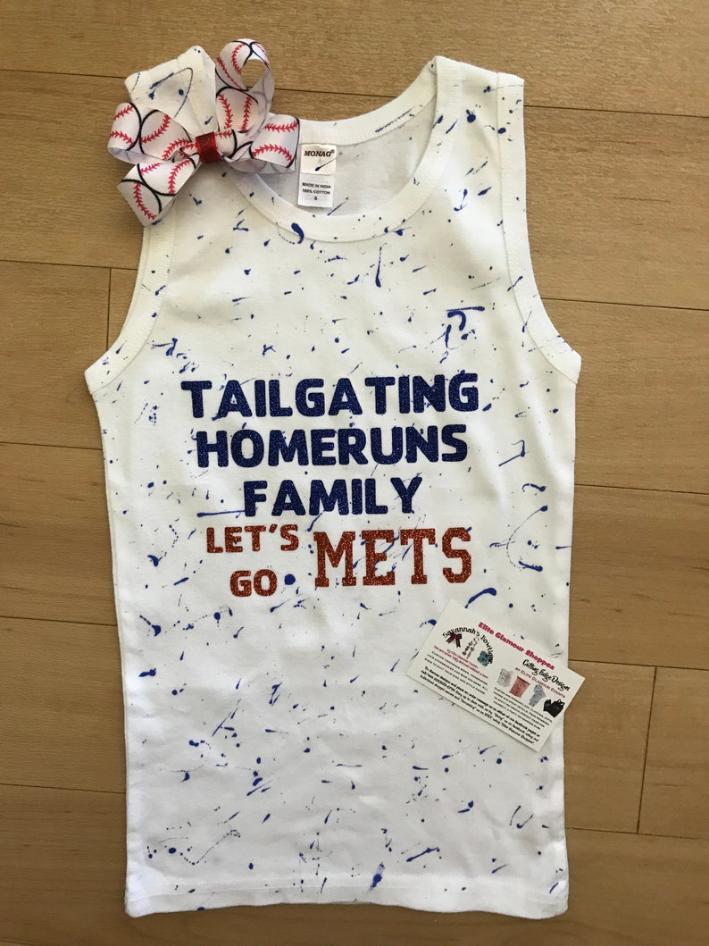 low priced 0a153 76829 NY mets kids shirt, Mets fan shirt for kids, tailgating shirt, matching  family mets shirts, New York mets shirts