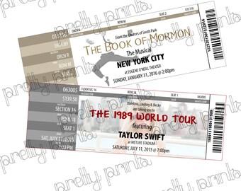 Ticket design | Etsy