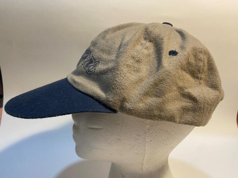 2 Tone Voyagers Script Hat