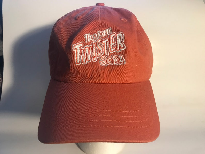 0bbc9532970 Tropicana Twister Orange Soda Hat