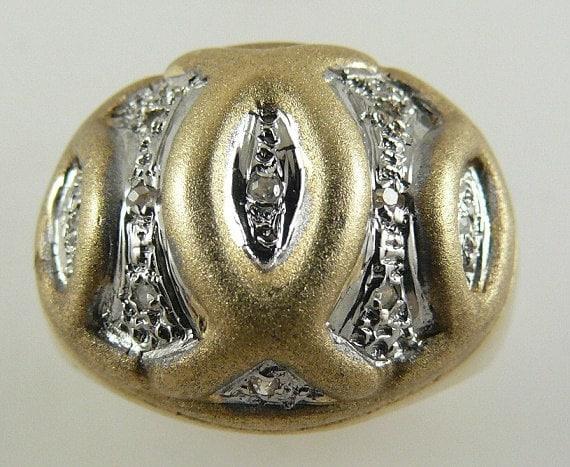 Diamond Ring 0.06ct - 14k Yellow Gold