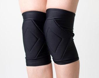pole dance knee pads strip-plastic knee pads Soft knee pads for dancing pole dance floor work