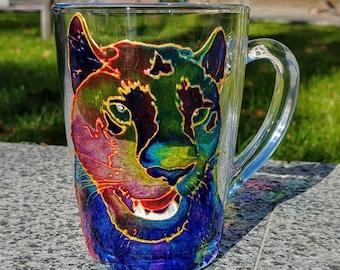 d4c2aafb5c9 Puma Mug Mug Unique Gift Coffee Mug Animal Mug Coffee Cup