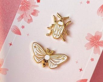 Tiny Bugs - A Grade - Hard Enamel Pins