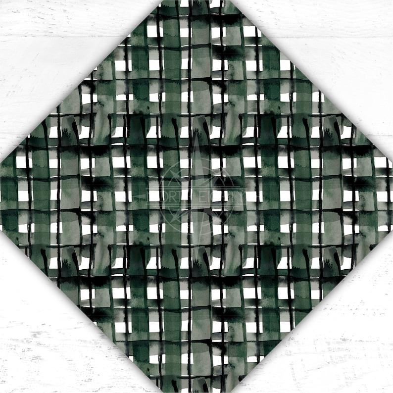 Siser Craft Vinyl Christmas Printed Vinyl Green Plaid htv Plaid Heat Transfer Vinyl Holiday Oracal 651