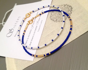 Sisters Bracelet 2 Sisters Bracelet Sisters Gift Sisters Jewelry Sister Gift for Sister Inspirational Jewelry