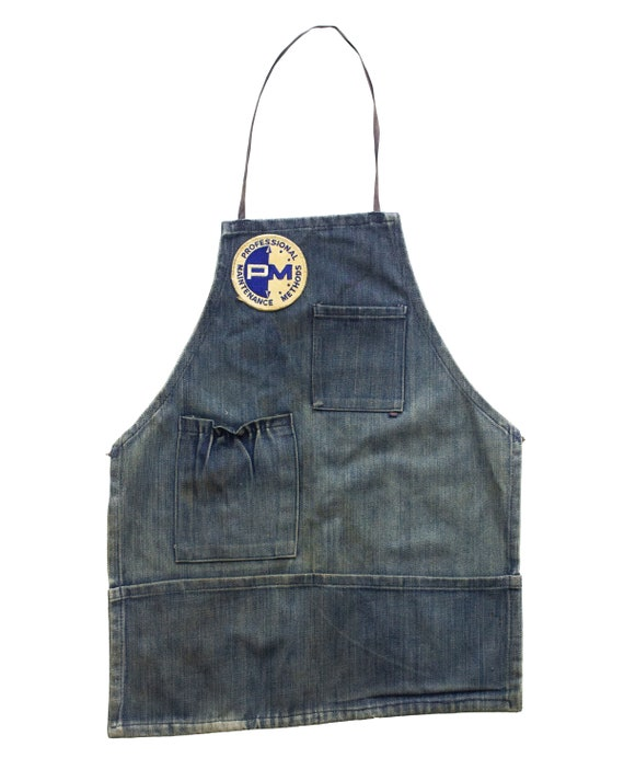 Professional Maintenance - 1950s Denim Uniform Apr