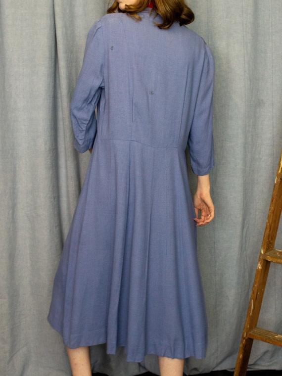 Farm Dress | 30s 40s Dress | Antique Chore Dress … - image 3