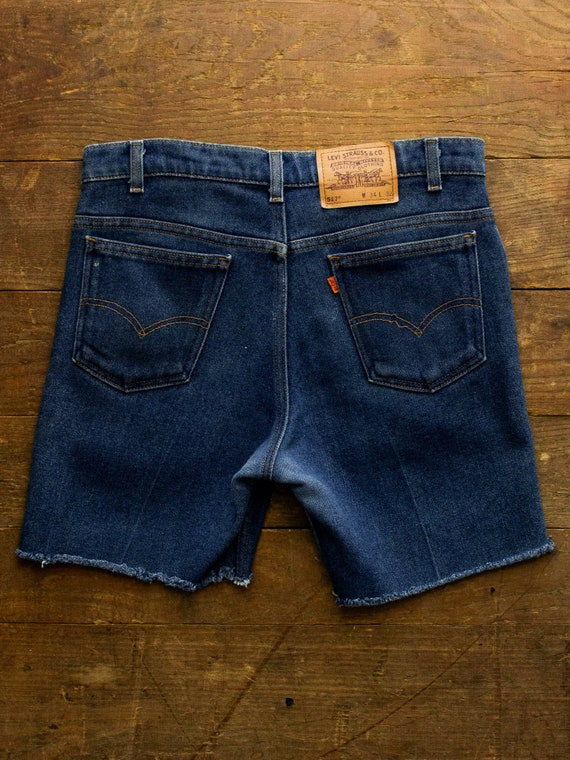 Orange Tab Levi's | Vintage Cutoff Shorts | Denim