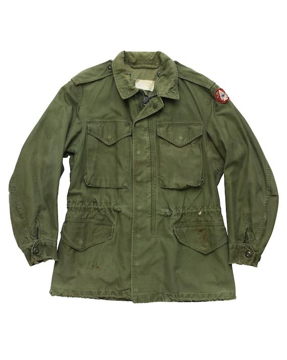 M65 - 1960s Vietnam Field Jacket | unisex small