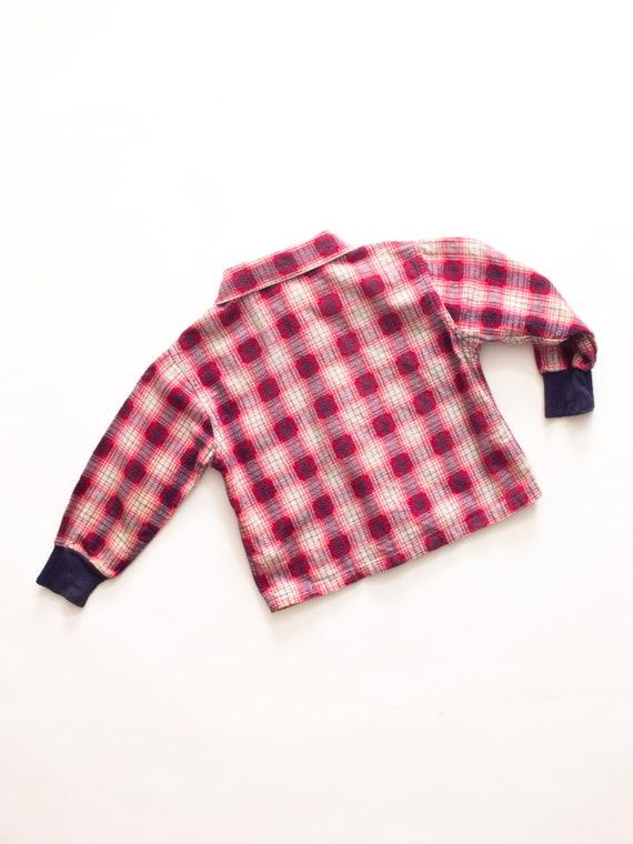 Health Tex Baby Flannel Shirt | Vintage Flannel |… - image 3