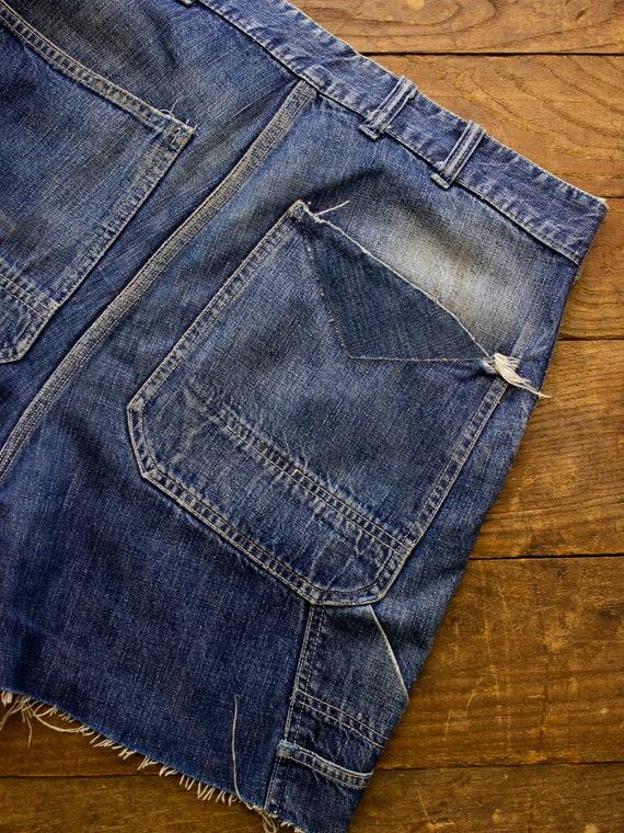 50s Hercules Denim Shorts | 70s Shorts | Vintage … - image 6