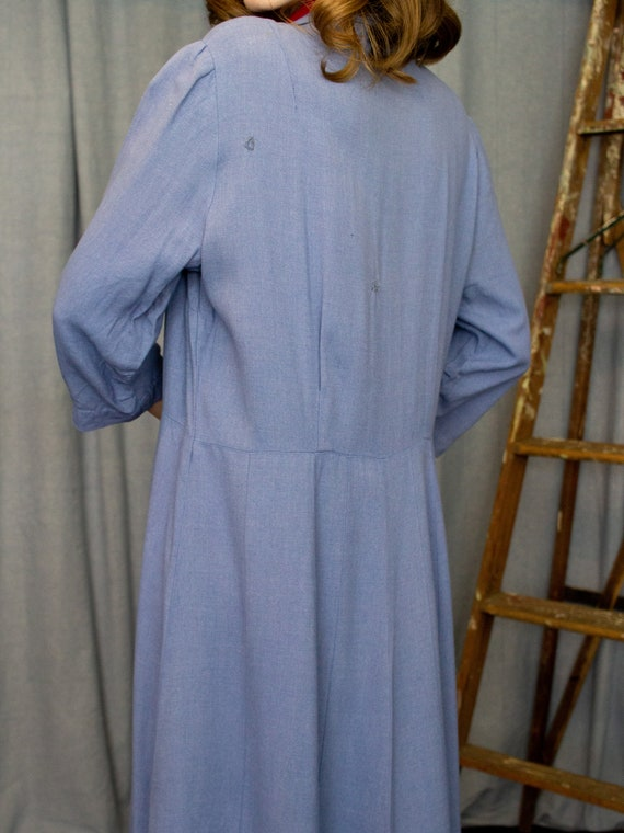 Farm Dress | 30s 40s Dress | Antique Chore Dress … - image 7
