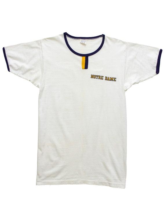 Notre Dame - 60s Champion Collegiate Tshirt | medi