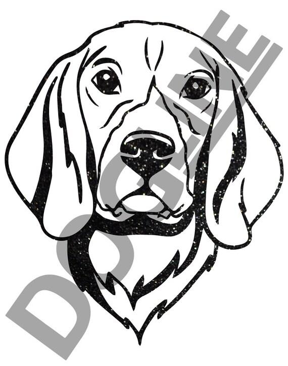 Beagle Dogline Unisex Mionicy Psw Koszulka Z